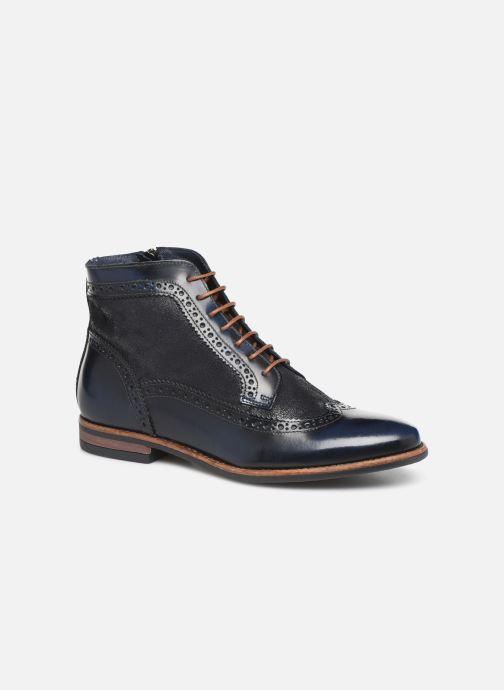 Boots en enkellaarsjes Georgia Rose Natalo Blauw detail