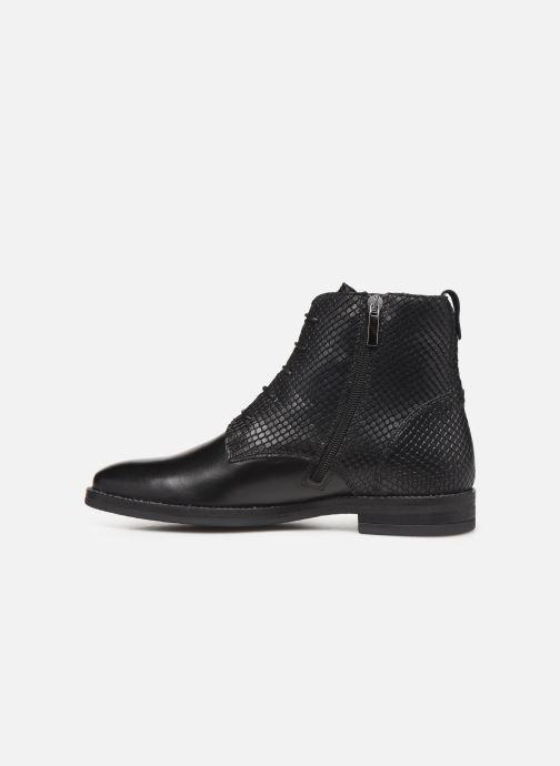 Bottines et boots Georgia Rose Nelario Noir vue face