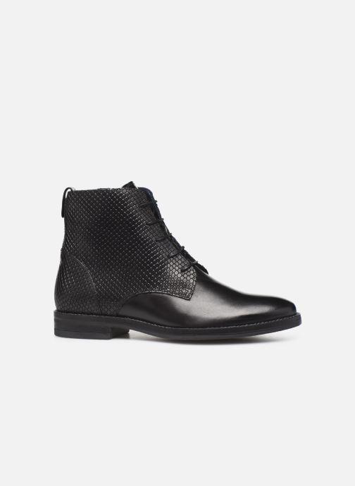 Bottines et boots Georgia Rose Nelario Noir vue derrière