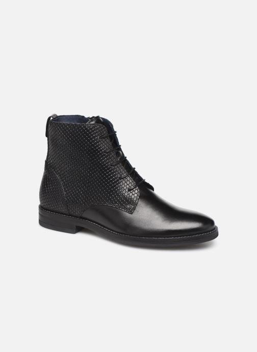 Boots en enkellaarsjes Georgia Rose Nelario Zwart detail