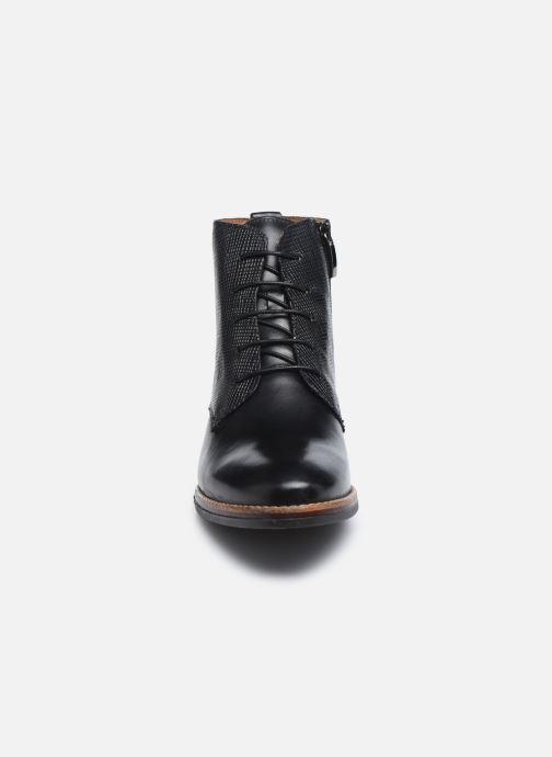 Stiefeletten & Boots Georgia Rose Nelario schwarz schuhe getragen