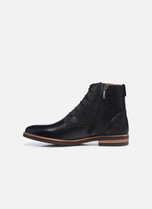 Stiefeletten & Boots Georgia Rose Nelario schwarz ansicht von vorne