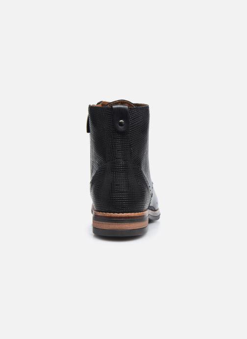 Stiefeletten & Boots Georgia Rose Nelario schwarz ansicht von rechts