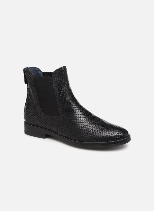 Bottines et boots Georgia Rose Nomusa Noir vue détail/paire