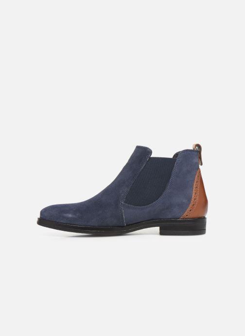 Boots en enkellaarsjes Georgia Rose Nucrosti Blauw voorkant