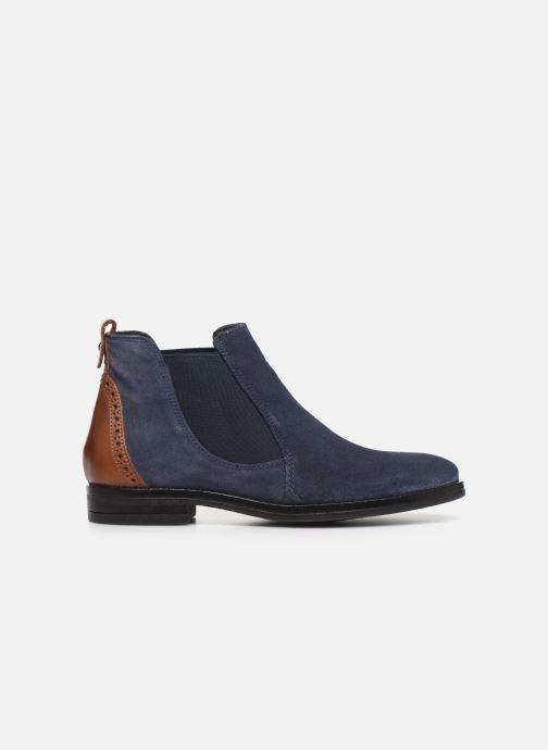 Boots en enkellaarsjes Georgia Rose Nucrosti Blauw achterkant