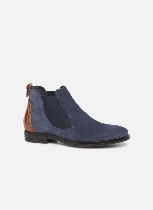 Bottines et boots Georgia Rose Nucrosti Bleu vue détail/paire