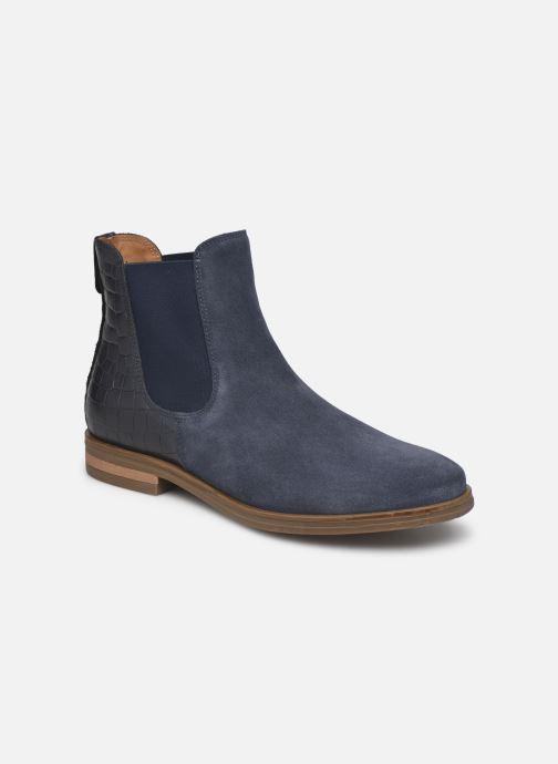 Bottines et boots Georgia Rose Nicla Bleu vue détail/paire