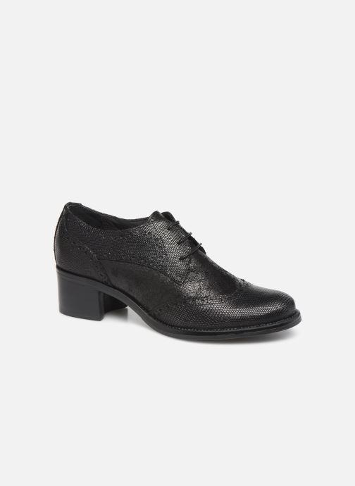 Chaussures à lacets Georgia Rose Nepriana Noir vue détail/paire