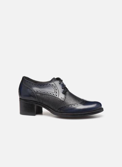 Chaussures à lacets Georgia Rose Nepriana Bleu vue derrière