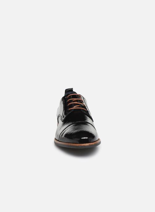 Chaussures à lacets Georgia Rose Nisavamet Noir vue portées chaussures