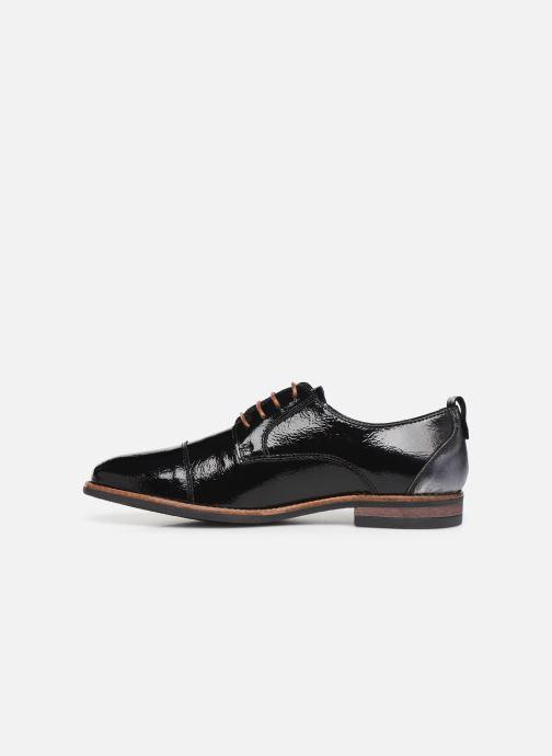 Chaussures à lacets Georgia Rose Nisavamet Noir vue face