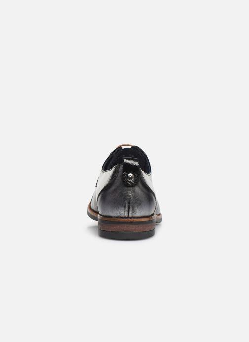 Chaussures à lacets Georgia Rose Nisavamet Noir vue droite