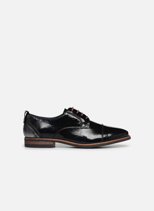 Chaussures à lacets Georgia Rose Nisavamet Noir vue derrière