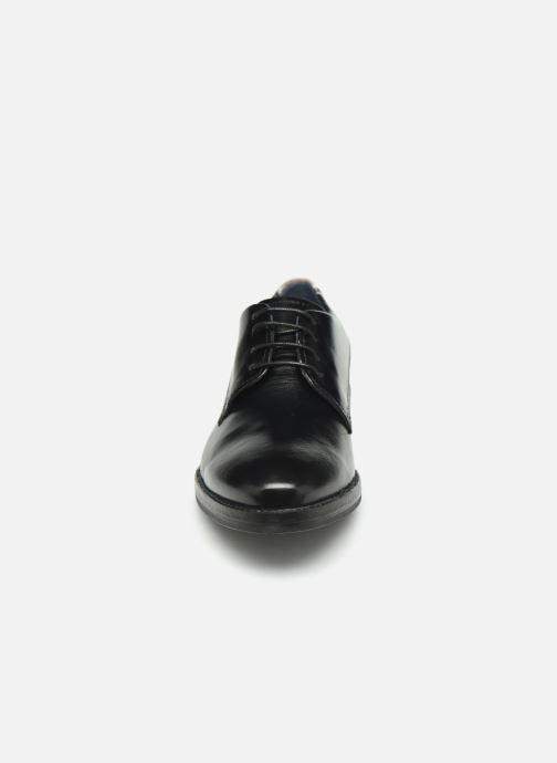 Schnürschuhe Georgia Rose Nisnake schwarz schuhe getragen