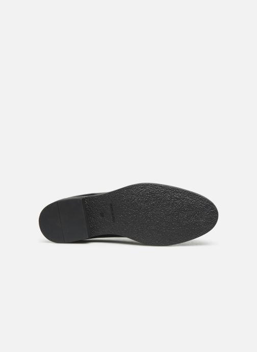 Chaussures à lacets Georgia Rose Nisnake Noir vue haut