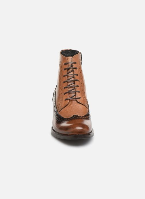 Boots en enkellaarsjes Georgia Rose Norivo Bruin model