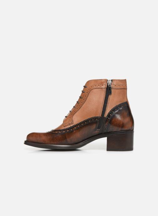 Bottines et boots Georgia Rose Norivo Marron vue face