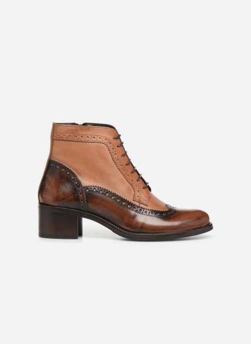 Bottines et boots Georgia Rose Norivo Marron vue derrière