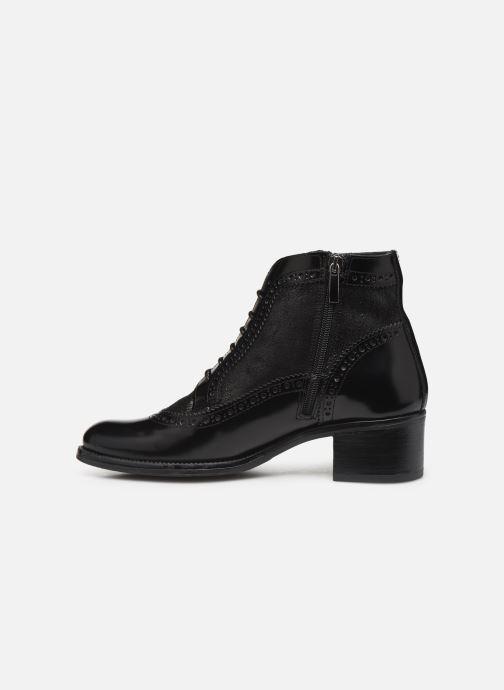 Bottines et boots Georgia Rose Norivo Noir vue face