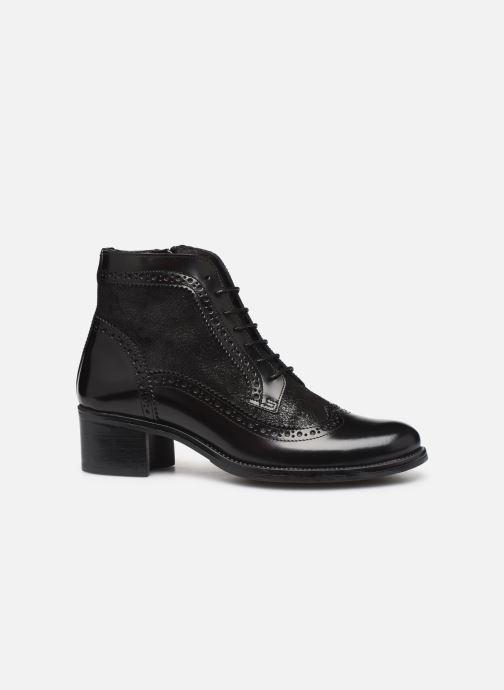 Bottines et boots Georgia Rose Norivo Noir vue derrière