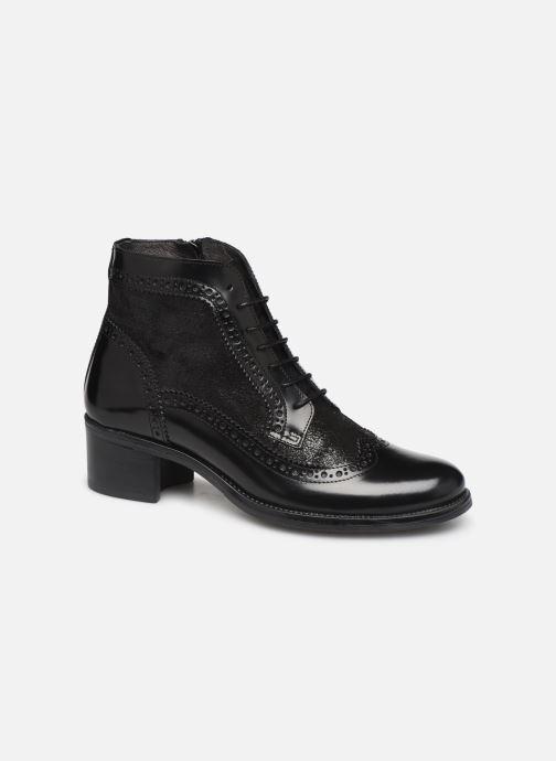 Bottines et boots Georgia Rose Norivo Noir vue détail/paire