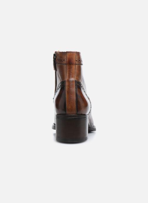 Bottines et boots Georgia Rose Norivo Marron vue droite