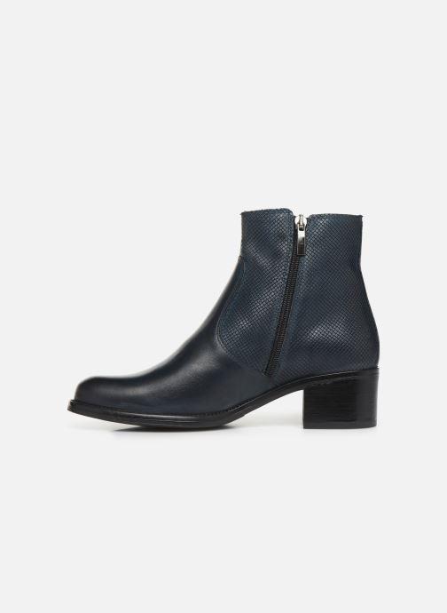 Bottines et boots Georgia Rose Nutilo Bleu vue face