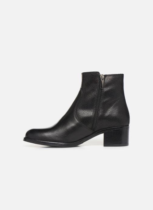 Stiefeletten & Boots Georgia Rose Nutilo schwarz ansicht von vorne