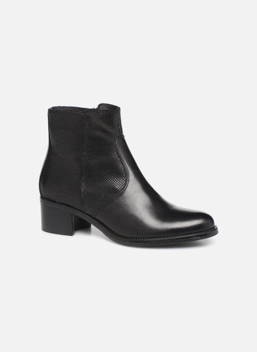 Bottines et boots Georgia Rose Nutilo Noir vue détail/paire