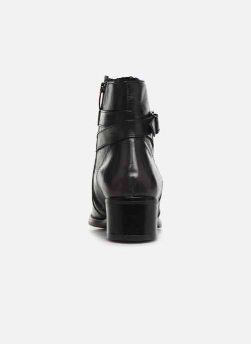 Bottines et boots Georgia Rose Nustripa Gris vue droite