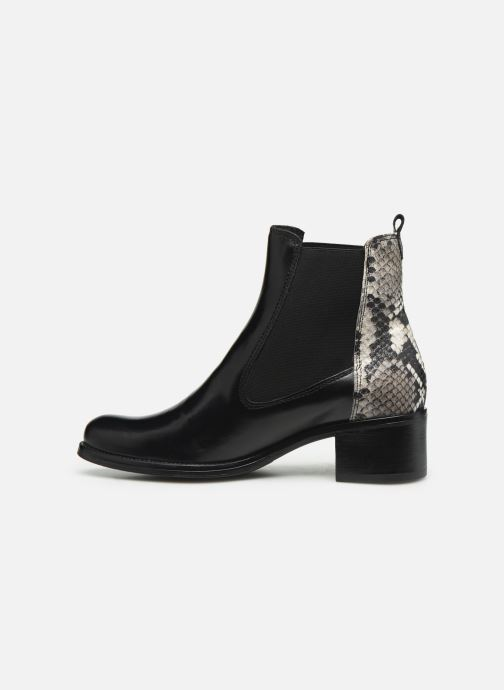 Boots en enkellaarsjes Georgia Rose Nusnaka Zwart voorkant