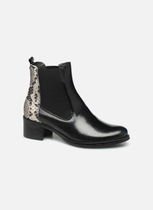 Boots en enkellaarsjes Georgia Rose Nusnaka Zwart detail