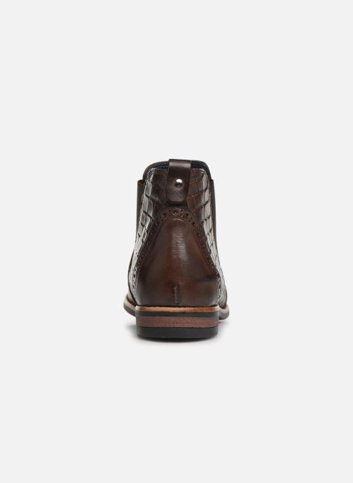 Bottines et boots Georgia Rose Numeg Marron vue droite