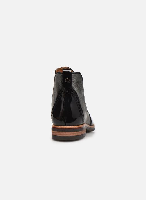Stiefeletten & Boots Georgia Rose Numeg schwarz ansicht von rechts