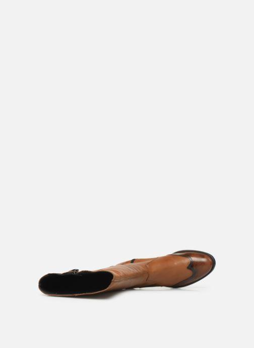 Stiefel Georgia Rose Nouciatan braun ansicht von links