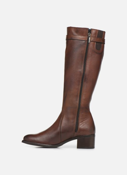 Boots & wellies Georgia Rose Nouchoc Brown front view