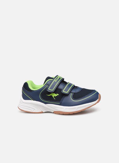 Chaussures de sport Kangaroos Sinu V Noir vue derrière