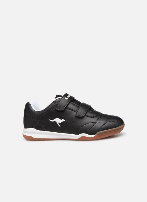 Chaussures de sport Kangaroos Courtyard V Noir vue derrière