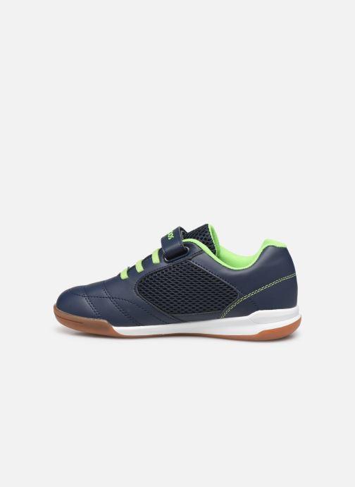 Chaussures de sport Kangaroos Incourt EV Bleu vue face