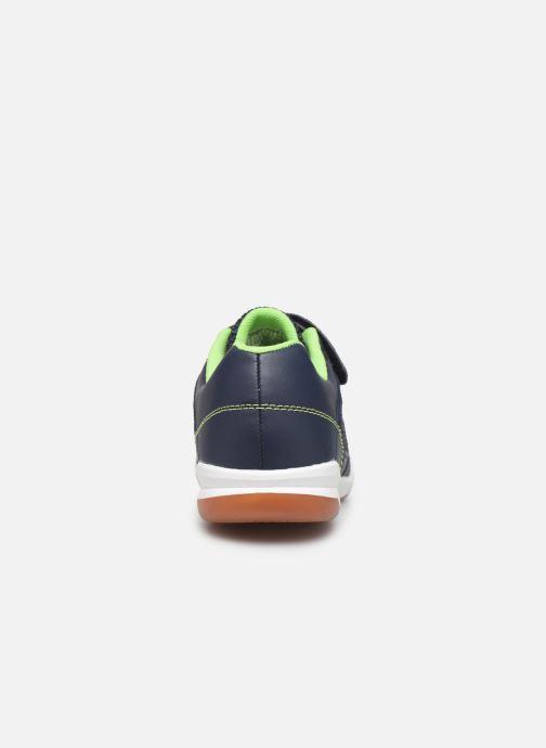 Chaussures de sport Kangaroos Incourt EV Bleu vue droite