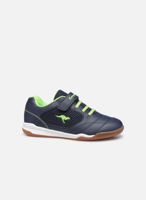 Chaussures de sport Kangaroos Incourt EV Bleu vue derrière