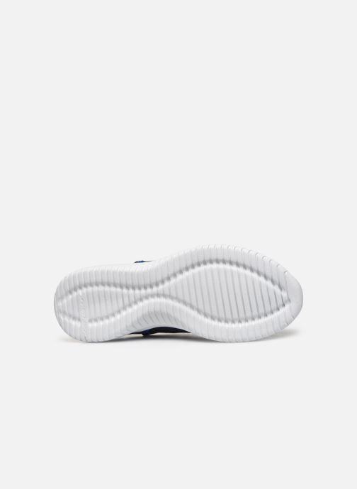 Sneakers Skechers Ultra Flex More Tranquility Azzurro immagine dall'alto