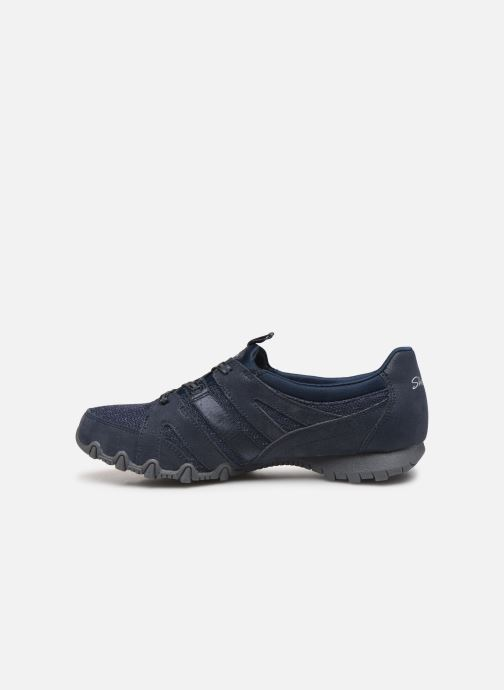 Sneakers Skechers Bikers Mc Day Breakers Blauw voorkant