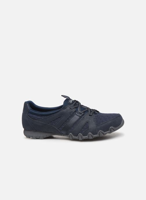 Sneakers Skechers Bikers Mc Day Breakers Blauw achterkant