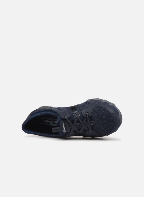 Sneakers Skechers Bikers Mc Day Breakers Blauw links
