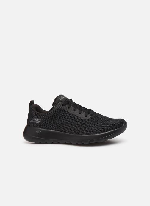 Sneaker Skechers Go Walk Max Precision schwarz ansicht von hinten