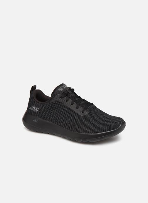 Sneakers Skechers Go Walk Max Precision Zwart detail