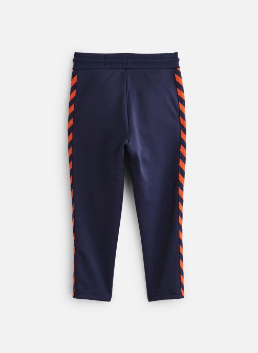Vêtements Hummel Hmlkick Pants Bleu vue bas / vue portée sac