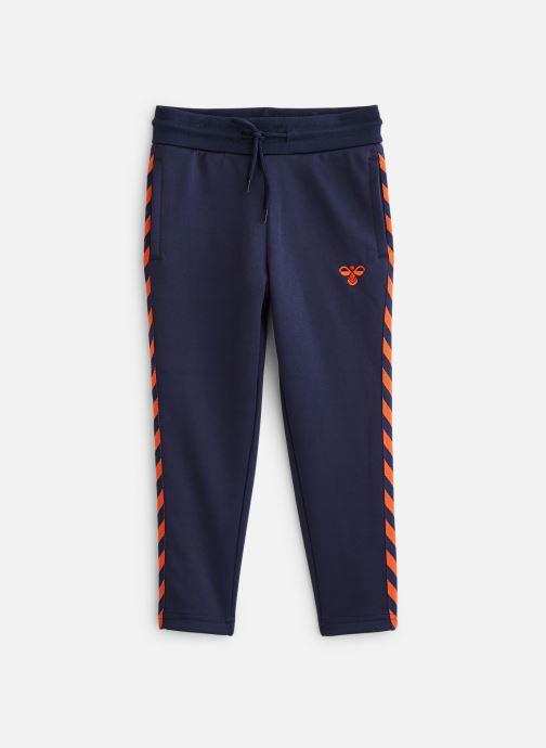 Vêtements Hummel Hmlkick Pants Bleu vue détail/paire